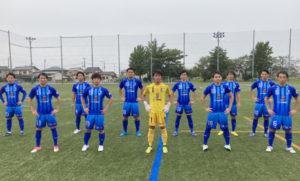 9/20(日)トップチーム公式戦  関東大会代表決定戦 第5節