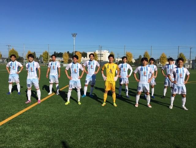 関東社会人サッカー第1戦